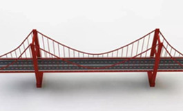 Simright Web 3D技术助力招商交科院桥梁云平台